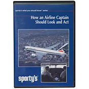 DVD・How an Airline Captain Should Look and Act